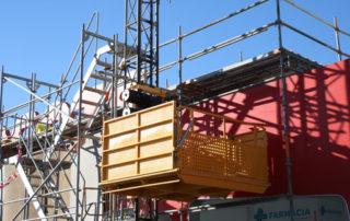elevadores monta cargas T5-CR