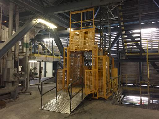acessórios para elevadores monta cargas
